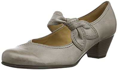 Gabor Shoes Gabor 85.457.73 Damen Pumps, Grau (bison), EU 35.5 (UK 3) (US 5.5)
