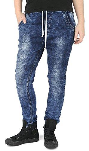 Forplay Jogg Jeans Girl-Jogginghose blau Blau