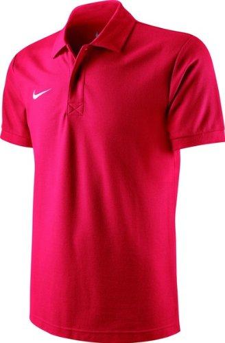 Nike Herren Poloshirt TS Core, rot, Gr. XL, 454800-648 (Nike 2012)