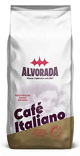 Alvorada Café Italiano | Röstfrische Ganze Bohne | Aroma - Softpack | 1000g