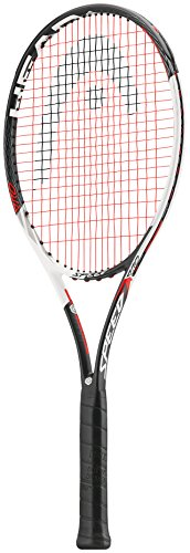 Head Graphene Touch Speed Pro Raquetas de Tenis, Hombre, Blanco/Rojo, U10