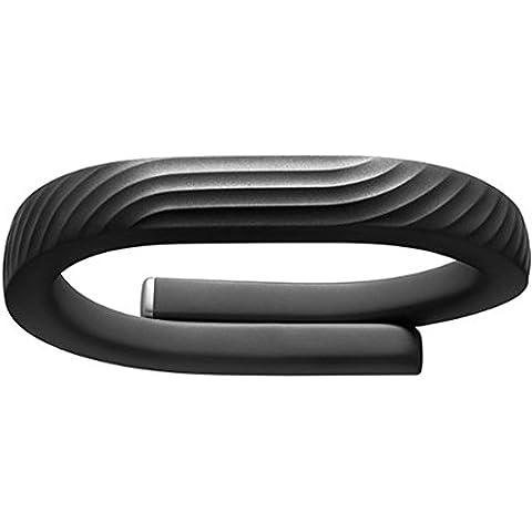 Jawbone UP24 - rastreadores de actividad (Li-Ion polymer, Negro, USB, Apple iPhone 3GS Apple iPod Touch 4th Gen Apple iPad 2 Apple iPad