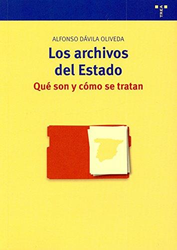 Los archivos de estado : qué son y cómo se tratan