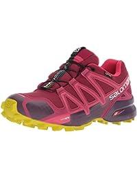 Salomon Speedcross 4 GTX, Zapatillas de Trail Running para Mujer