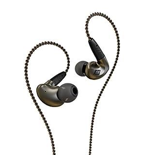 MEE audio Pinnacle P1 Zinc - Auriculares in-Ear audiófilos de Alta fidelidad, Color Zinc (B01A60I4P6) | Amazon price tracker / tracking, Amazon price history charts, Amazon price watches, Amazon price drop alerts