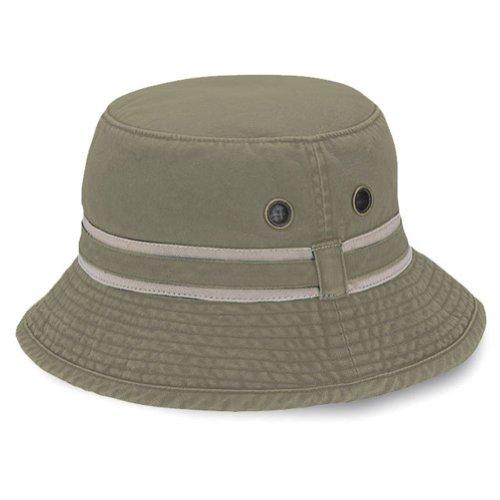 MCap-Normal-gefrbt-Twill-gewaschen-Bucket-Hat