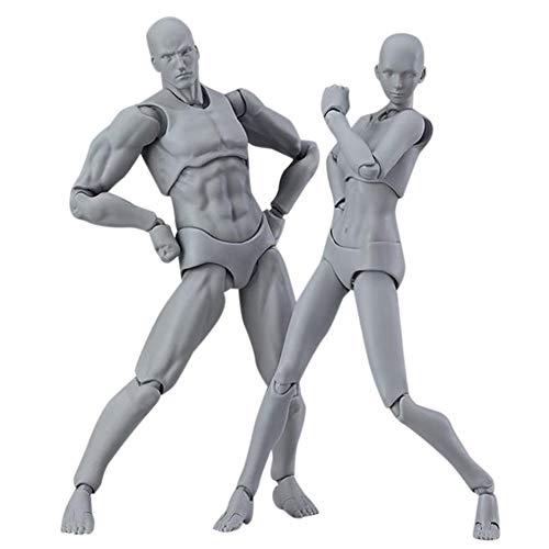 EisEyen SHF Figuren Modell Klassefigur Mannequin Artikuliertes Skulptur Manikin Body Stand -