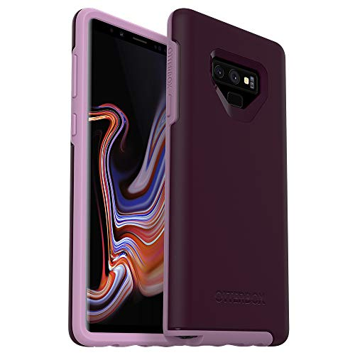 OtterBox Symmetry Series Cell Phone Case for Samsung Note 9 - Retail Packaging - Tonic Violet -