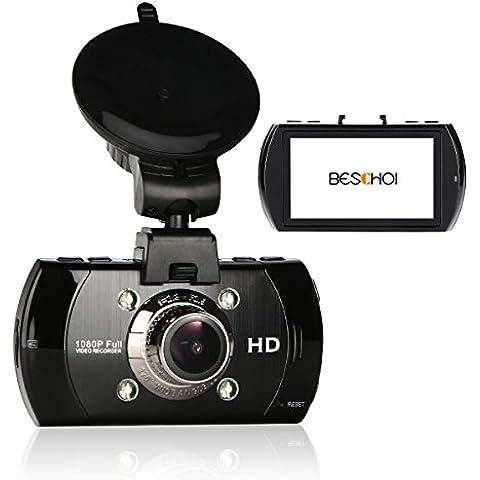 Beschoi Cámara 1080P HD 2.7