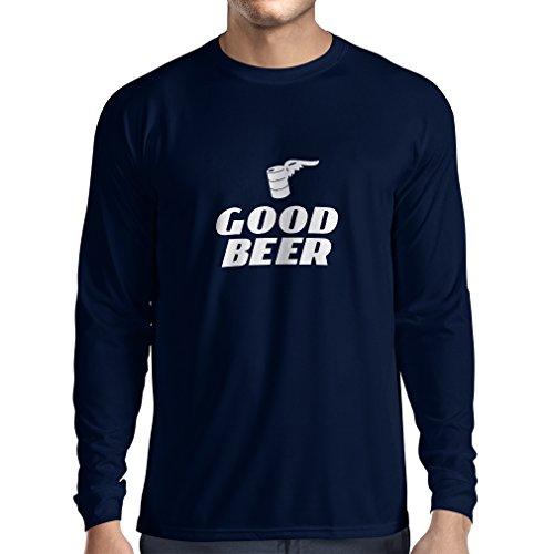 n4058l-t-shirt-mit-langen-armeln-i-need-a-good-beer-medium-blau-weiss