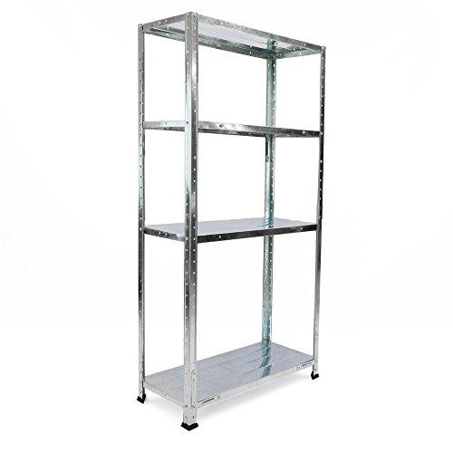 Estanteria metálica galvanizada para almacenar de...