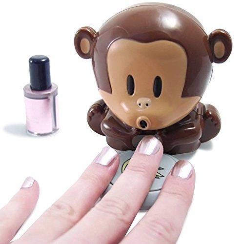 763189 Secador de uñas en forma de MONO