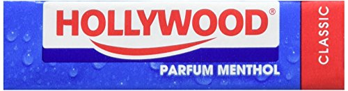 Hollywood Menthol 11 Tablettes - Lot de 10
