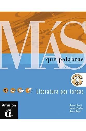 Más Que Palabras. Libro Del Alumno + Cd