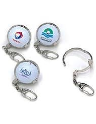 Porte-clés pour votre favori Balle de Golf Balle de Golf