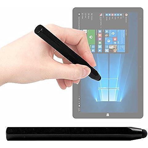 Lápiz Stylus Negro Para Tablet Chuwi HiBook / HiBook Pro / Hi10 / Hi8 Pro / Vi10 Ultimate / Vi8 Plus / Vi7 / Hi12 - ¡Ideal Para Mejorar La Precisión En Su Pantalla! - DURAGADGET