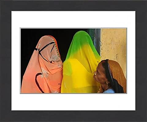 Framed Print Of India-Politics-Election