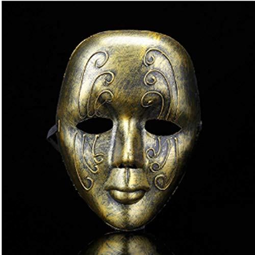 Mime Kostüm Machen Einen Sie - LKJH Maske Party DIY Scary Masken Vollgesichts Cosplay Maskerade Mime Maske Ball Party Kostüm Masken