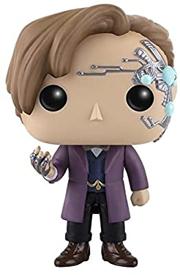 Doctor Who 11th Doctor Mr. Clever Vinyl Figure 356 Figurine de collection