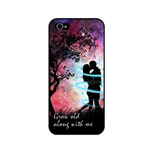 D9Q Vintage Kunst gemalt Muster zitieren schwer Fall zurück Cover Skin Protector case hülle für iPhone 5C mit Tracking Nummer & ein kostenloses Geschenk geliefert !!Farbe6