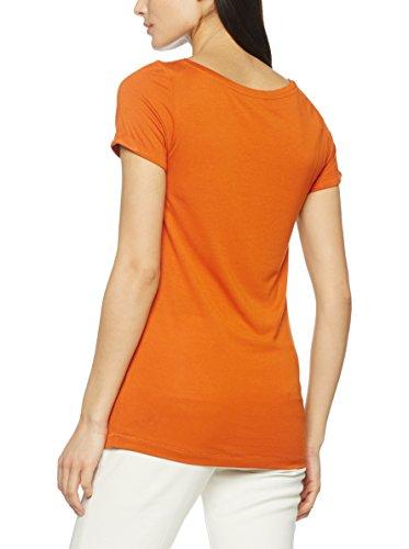 Patrizia Pepe T-Shirt Orange