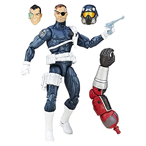 Captain America Civil War Marvel Legends: Nick Fury 15cm Action