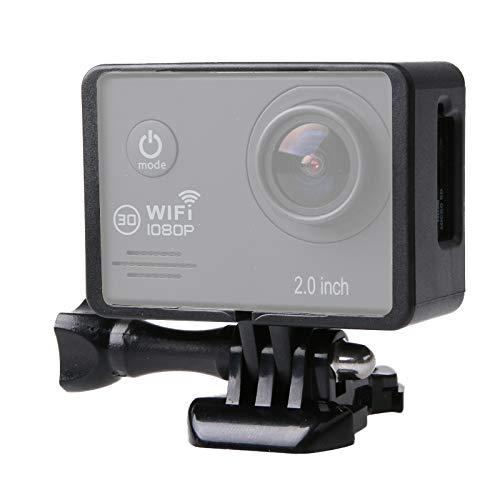 HAMISS Sj4000 Accessories Plastic Frame Case for Sjcam Sj4000 Sj6000 Protective Border Frame for Sjcam 4000 WiFi Sport Action Camera - Sjcam 4000 Wifi