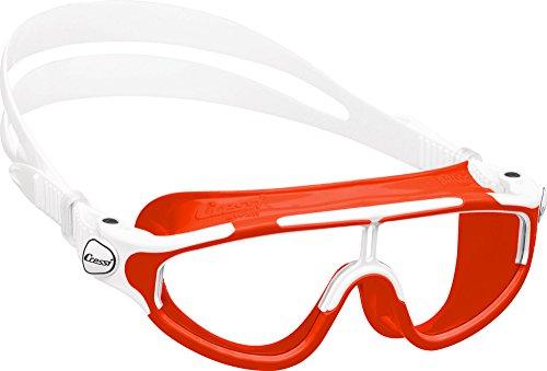Cressi Premium Schwimmbrille Kinder 2/15 Jahre Antibeschlag und 100% UV Schutz + Tasche -...