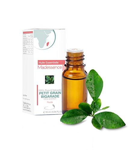 Olio essenziale di Arancio Amaro - Citrus aurantium – 0,34 fl. oz – Madessence