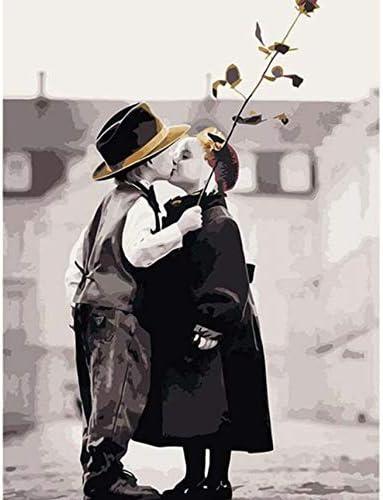 YKCKSD Puzzle Adulte 1000 Pièces Pièces Pièces No Kiss Ba DIY Kits Image Figure Art Moderne Mur Art Image pour La Décoration Intérieure | La Qualité  e0e821