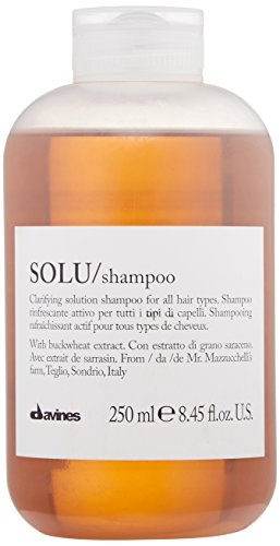 Davines Solu Clarifying Solution Shampoo (For All Hair Types) 250ml