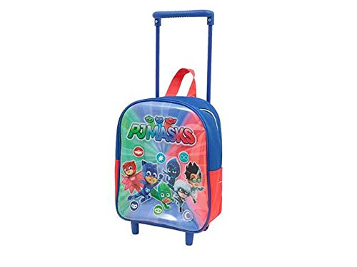 Pj masks trolley zaino colore scuola #ag18