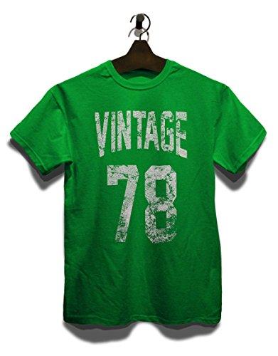 Vintage 1978 T-Shirt Grün
