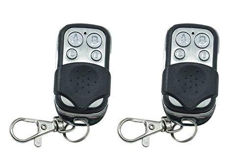 2 mandos distancia universales Cancela automático