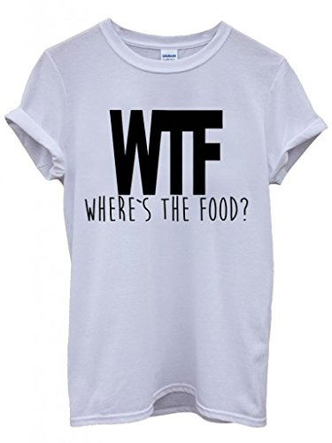 wtf-where-is-the-food-funny-hipster-swag-white-wei-damen-herren-men-women-unisex-top-t-shirt-small