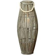 Suchergebnis Auf Amazon De Fur Bambus Laterne Windlicht