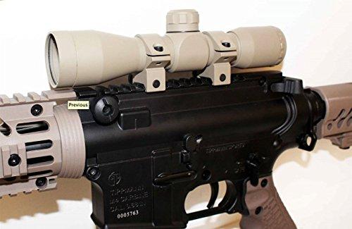 Tippmann Trinity 4X32 Rifle Scope Tan Color für TMC