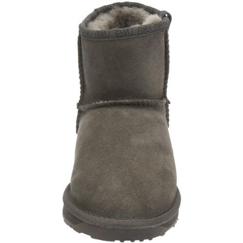 carvão Bootsschuhe Mini grau Damen Vegetal Ferrão Emu xfXgZZ