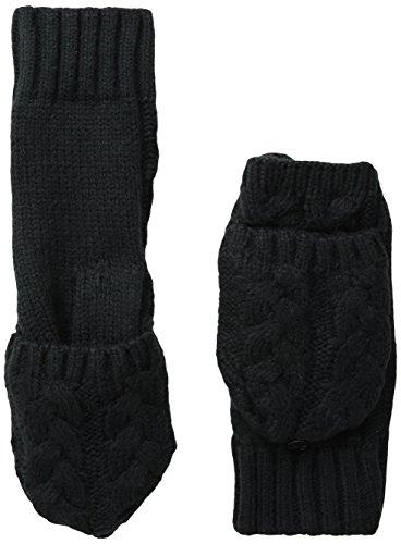 Under Armour Damen Sportswear Handschuhe UA Around Town Gloves, Blk, S/M, 1261464