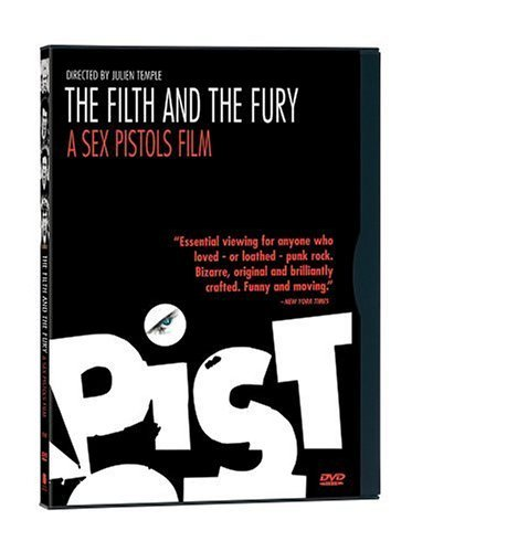 The Filth and the Fury - A Sex Pistols Film by Paul Cook (Sex Pistols-film)