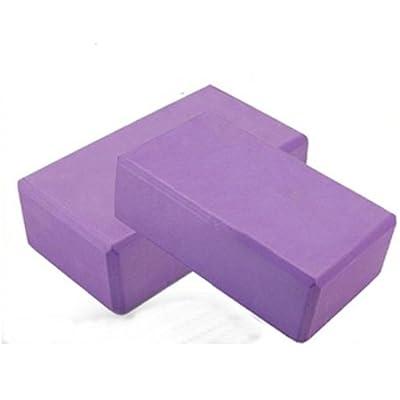 Yoga-Block, Schaumstoff, hilft bei Training/Dehnen