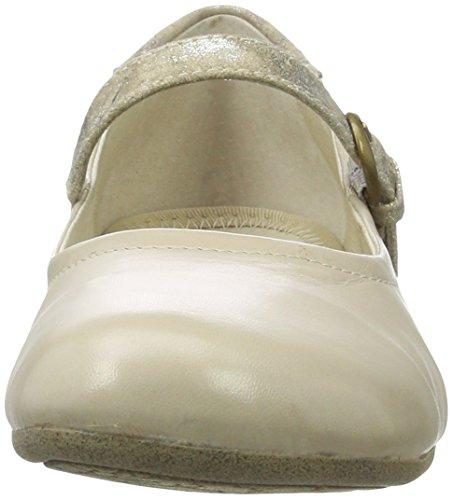 Josef Seibel Fiona 25, Ballerine Donna Beige (beige-kombi)
