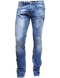 Kenzarro - Jeans Sh 16009 Bleu