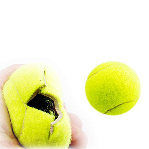 desks stools Walkers etc. Tables Quiet Glides PreCut Tennis Balls // 20 Count Bag//Factory Seconds//Yellow//Medium Racket Ball Size//Snug fit//Long Lasting//Heavy Duty Thickness//Chairs