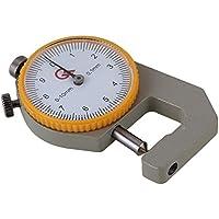yqltd 0–10mm Compact Pocket runden Zifferblatt Spitze Typ Dicke Gauge gage Messung werkzeug