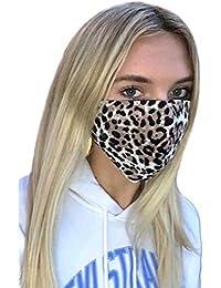 Damen Blume Pattern Mundschutz Anti-Beschlag Anti-Staub Gesichtschutz