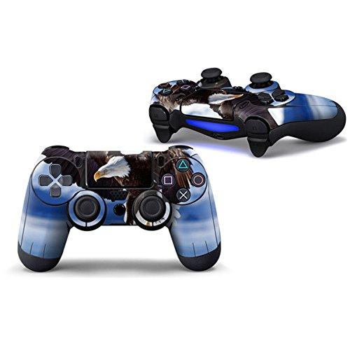 morbuy-design-ps4-schutzfolie-skin-sticker-aufkleber-set-styling-fur-sony-playstation-4-controller-x