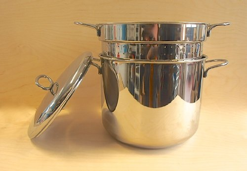 Olla para espaguetis diam 20 cm. 3 piezas. Cod. MG/432