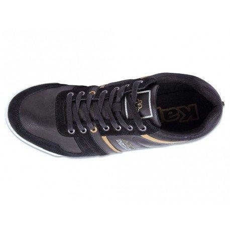 DOORWAY MAN BB - Chaussures Homme Kappa Noir