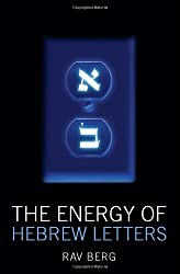 Energy of Hebrew Letters